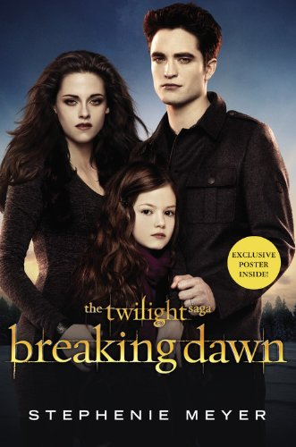 Book cover for Breaking Dawn