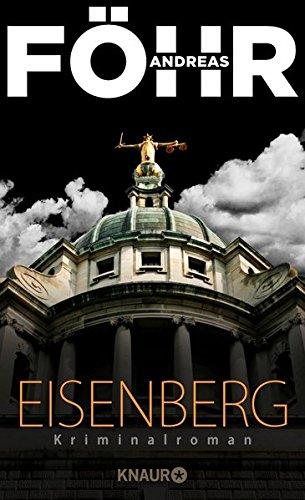 Buchseite und Rezensionen zu 'Eisenberg: Kriminalroman (Die Rachel-Eisenberg-Serie, Band 1)' von Andreas Föhr