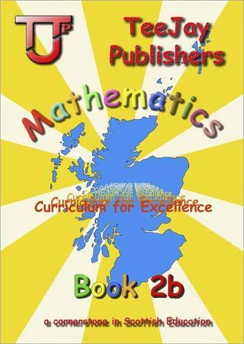 TeeJay Mathematics CfE Level 2 Book b