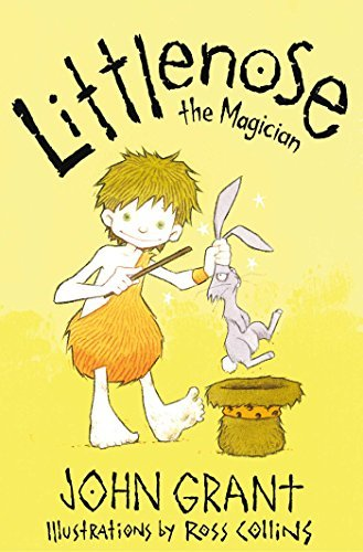 Littlenose the Magician by John Grant (2009-02-01)