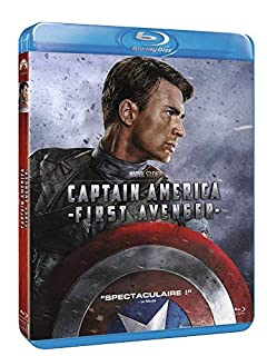 Captain America : The First Avenger [Blu-ray] (B00FAT83XM) | Amazon price tracker / tracking, Amazon price history charts, Amazon price watches, Amazon price drop alerts