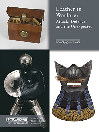 Leather in Warfare: Attack, Defence and the Unexpected (Royal Armouries Conference - General Der Armee Kostüm
