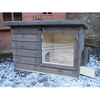 Northumberland Joinery Tortoise House 100x50x70 12