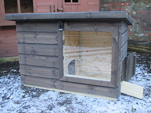 Northumberland Joinery Tortoise House 100x50x70 1