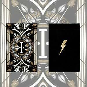 Jeu de cartes Titan par Jose Morales