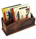 Guru-Shop Schreibtisch Ordner, 13x26x9 cm, Schreibtische & Schreibpulte