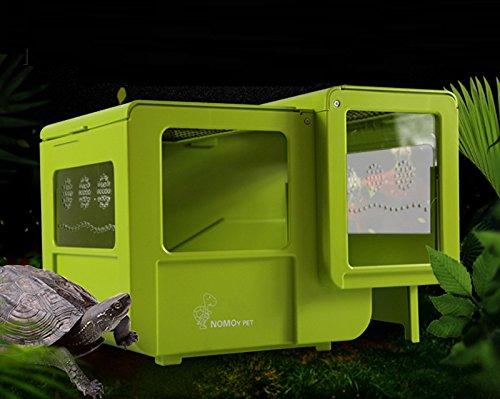 Nomo s-02-green, Reptilien, Schildkröten, Zucht, Grün