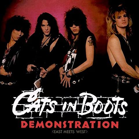 Cats In Boots - Demonstration: East Meets West by Cats In