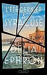 L'été dernier à Syracuse par Ephron