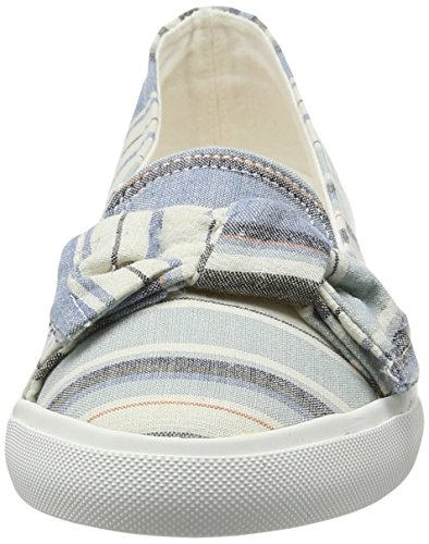 Rocket Dog Clarita, Ballerines plates femme Blue (Pierce Blue)