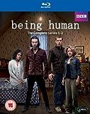 Being Human - Series 1-3 Box Set [Reino Unido] [Blu-ray]