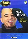 Guitare solo n°2 : Pascal Obispo