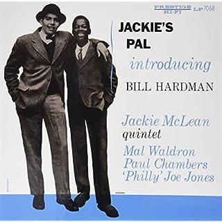 Jackie's Pal [Tgv] [Vinyl LP]