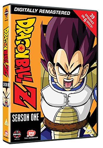 Dragon Ball Z Complete Season One (Episodes 1-39) [Edizione: Regno Unito] [Import italien]