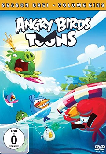 Angry Birds Toons - Season 3, Volume 1