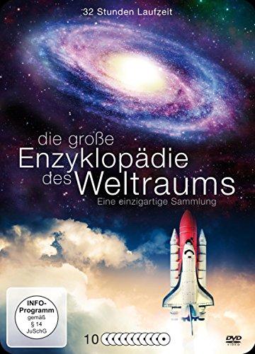 Die große Enzyklopädie des Weltraums (10 DVD Metallbox) Enzyklopädie Des Dokumentarfilms