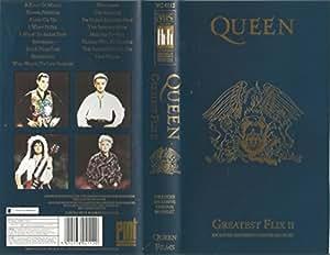 Queen: Greatest Flix 2 [VHS] [1991]