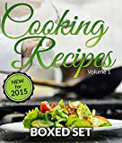 Cooking Recipes Volume 1 - Superfoods, Raw Food Diet and Detox Diet: Cookbook for Healthy Recipes (English Edition)