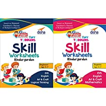 :Perfect Genius Tiny Toddlers Skill Based Worksheets for Kindergarten (KG) - Science, Maths, Art, Craft, English (Ages 5-7)