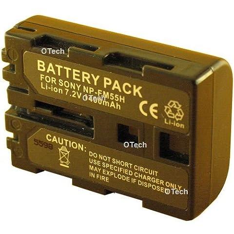 Batterie compatible pour SONY DCR-TRV270E