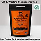 Lean Caffeine Bulletproof Coffee Beans 227g | Pesticide & Mycotoxin Free Upgraded Coffee Beans 227g