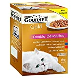Gourmet Gold Double Köstlichkeiten 12x 85g