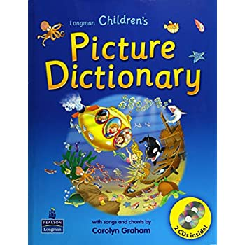 Longman Children's Picture Dictionary with CD