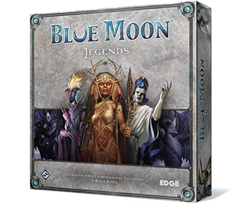 Edge Entertainment Set Blue Moon Legends (edgkn23) (Blue Moon Glas)
