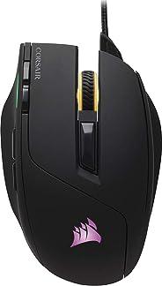 Corsair Sabre RGB Gaming Muis, Lichtgewicht, 10000 DPI, Optische, Multi color