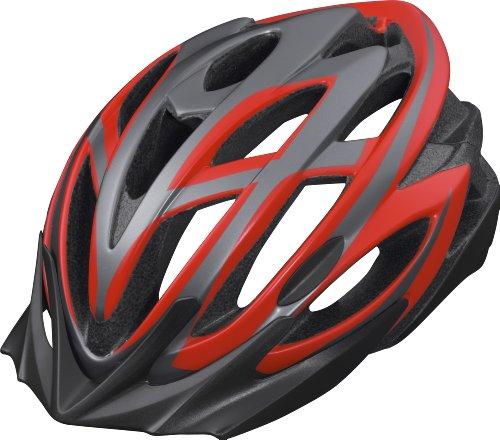 Abus Fahrradhelm S-Force Peak, race red, 58-62 cm, 58717-7 Preisvergleich