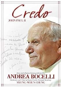 Credo - John Paul II [DVD] [2006] [Region 1]