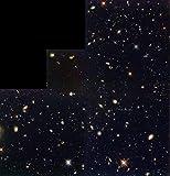 Hubble Telescope - Deep Field South - Medium - Semi Gloss Print