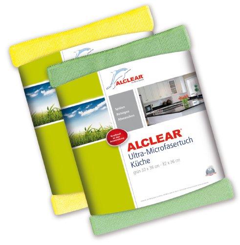 alclear-8215810yg-ultra-microfaser-kuchentucher-perfekt-fur-kuche-gastronomie-glaser-geschirr-32-x-3