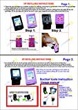 GoColor Inkjet Refill Ink with Syringe Needle, Gloves and Napkin for HP DeskJet 1112 Printer