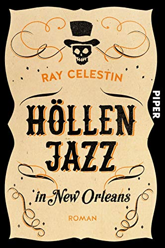 Höllenjazz in New Orleans: Roman (City Blues Quartett, Band 1)
