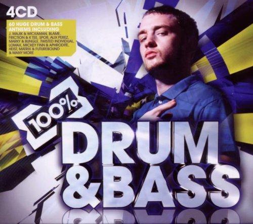 100 Percent Drum & Bass