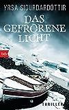 Das gefrorene Licht: Thriller (Dóra Gudmundsdóttir ermittelt, Band 2)