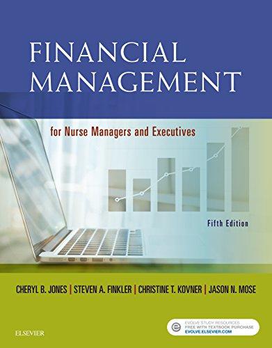 Descargar Libros Gratis Español Financial Management for Nurse Managers and Executives - E-Book PDF PDF Online
