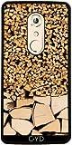 Hülle für ZTE Axon 7 Mini - Heizspaltholz by Carsten Reisinger