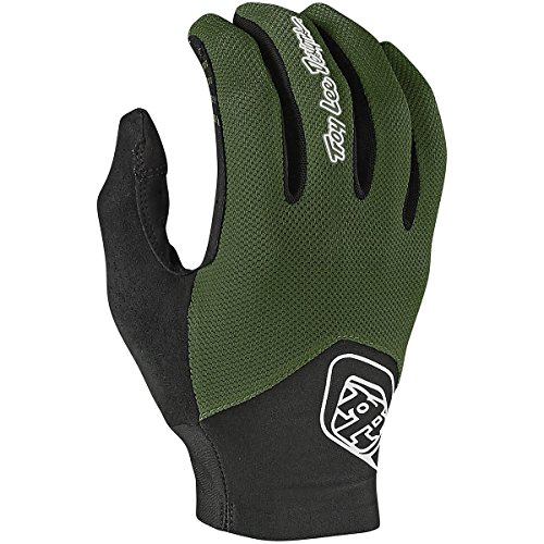 Troy Lee Designs - Gants Ace 2.0 Trooper Green 2019 - Unicolor - S - Unicolor