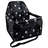 Uzinb Porte-Puppy Dog Cat Pet étanche Safe Carry Bag Panier Kitten Blanket Voyage Voiture