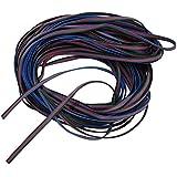 niceeshop(TM) 4 Color 10M 4 Pin RGB cable de extensión de la línea de alambre para la tira de LED RGB 5050 3528 Cable