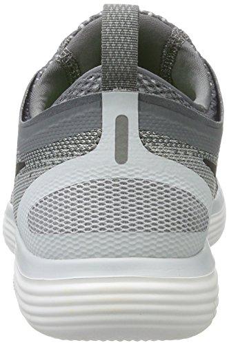Nike Free Run Distance 2, Chaussures de Running Compétition femme Gris (Cool Grey/black-wolf Grey-stealth)