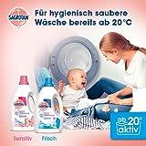 Sagrotan Wäsche-Hygienespüler (1er Pack) 1,5 Liter Bekämpft schlechte Gerüche