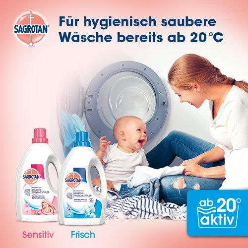 Sagrotan Hygiene-Spüler Frisch in div. Größen (1er Pack (1 x 1,5l))