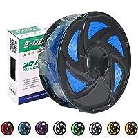 E-DA Premium quality ABS 3D printer filament 1.75mm 1KG/2.2lbs suitable for Most 3D printers