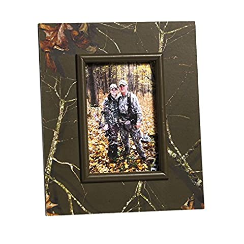 Mossy Oak 4x6 Wooden Picture Frame
