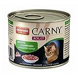 Animonda Cat Dose Carny Adult Pute & Kaninchen 200 g