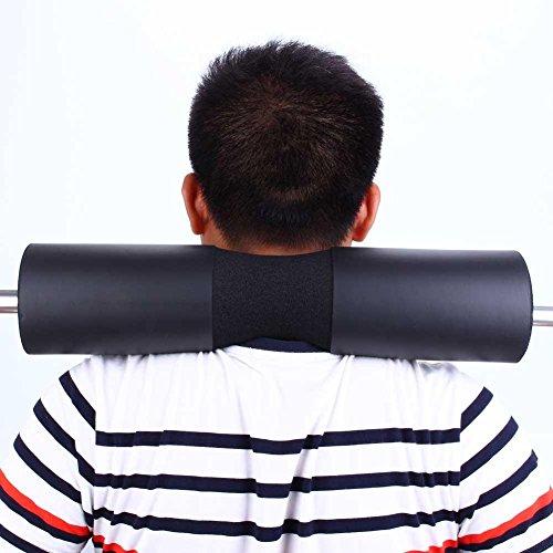 Gewichtheben Schulterpolster Squat Barbell Gewichtheben Pad Nackenkissen Prot, Schulterstütze Injury Protector Wrap für Rotatorenmanschette Unterstützung bei der Prävention von Verletzungen