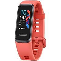 Huawei Band 4 wasserdichter Bluetooth Fitness- Aktivitätstracker mit Herzfrequenzmesser, Sport Band und Touchscreen…